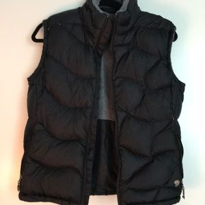 Mountain Hardwear Black Vest - Med